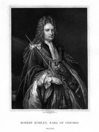 Robert Harley, 1st Earl of Oxford, Politician