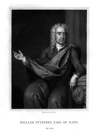 William Pulteney, 1st Earl of Bath, English Politician