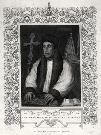 William Warham, Archbishop of Canterbury, 19th Century