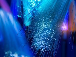 Internet Technology Fiber Optic by Wu Kailiang