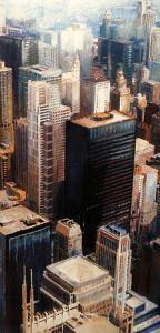 Chicago II by Wulf Reishagen