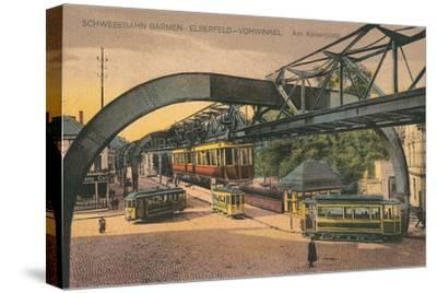 Wuppertal Schwebebahn Wohwinkel, Germany