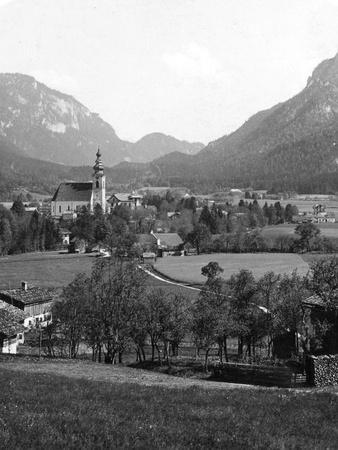 Bad Reichenhall and Grossgmain, Germany and Austria, C1900s