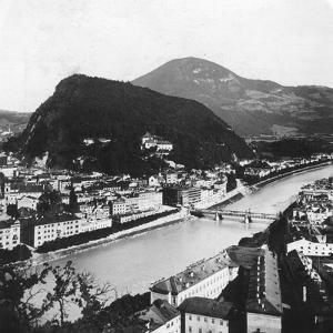 Salzburg, Austria, C1900 by Wurthle & Sons