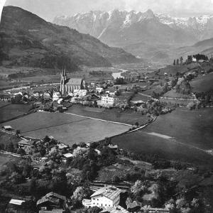St Johann in the Region of Pongau, Salzburg, Austria, C1900s by Wurthle & Sons