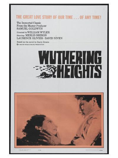 Wuthering Heights, 1939--Art Print