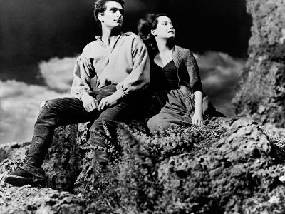 Wuthering Heights, 1939--Photographic Print