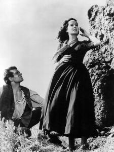Wuthering Heights, Laurence Olivier, Merle Oberon, 1939