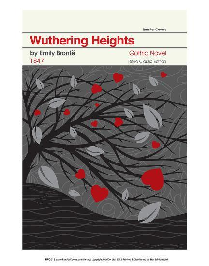 Wuthering Heights--Art Print