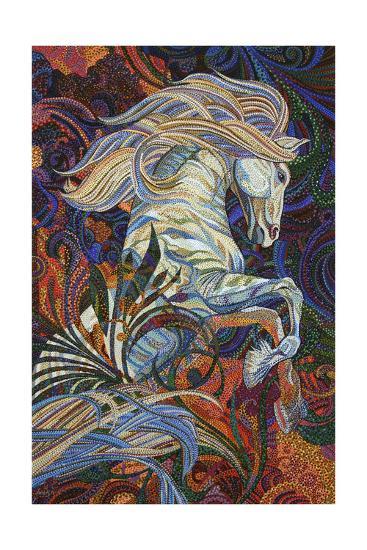 Wuthering-Erika Pochybova-Giclee Print