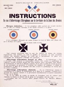WWI, Aircraft Instruction