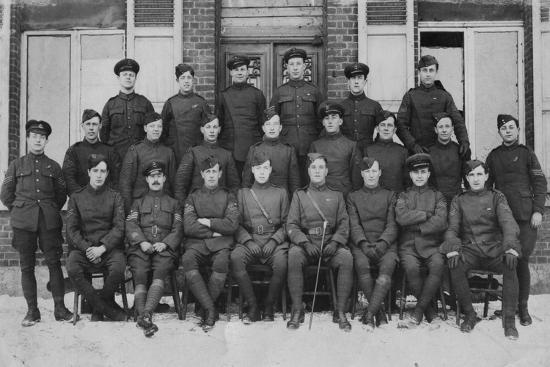 Wwi Royal Flying Corps--Giclee Print