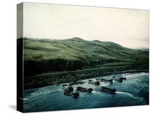 WWII Landing Operations at Kiska in the Aleutian Islands