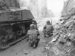 WWII U.S. Troops Coblenz