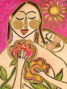 Big Diva Love's Secret Flowers by Wyanne
