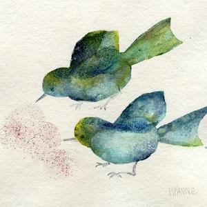 Bird Seed by Wyanne