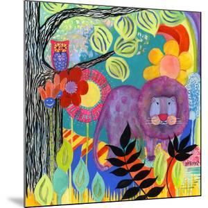 Dandy Lion by Wyanne