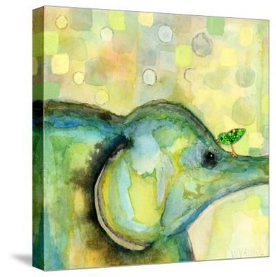 Eye to Eye Elephant by Wyanne