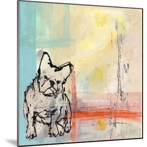 French Bulldog by Wyanne
