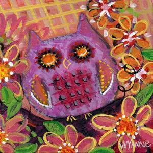 Island Owl by Wyanne