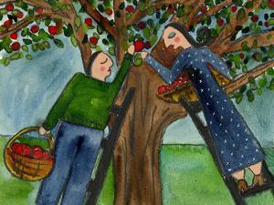 Love under the Apple Tree Big Diva by Wyanne