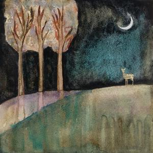 Image result for deer in dark woods in renaissance painting