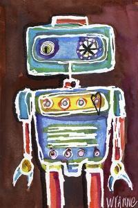 Robot Boy by Wyanne