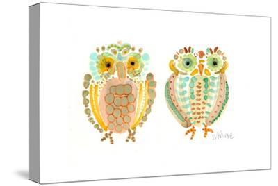 Wise Owls by Wyanne