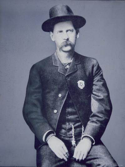 Wyatt Earp--Photographic Print