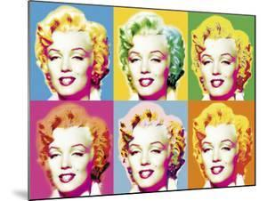 Visions of Marilyn by Wyndham Boulter
