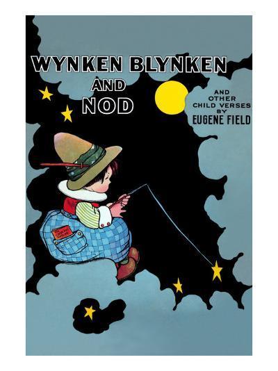 Wynken Blynken and Nod-Eugene Field-Art Print