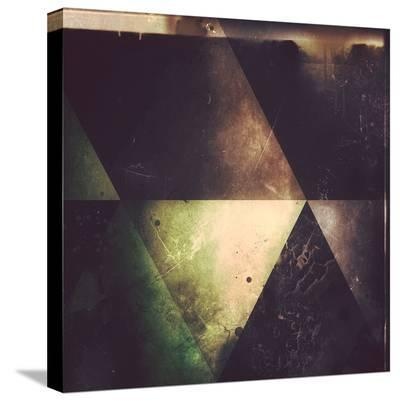 Wyyt TDyy-Spires-Stretched Canvas Print