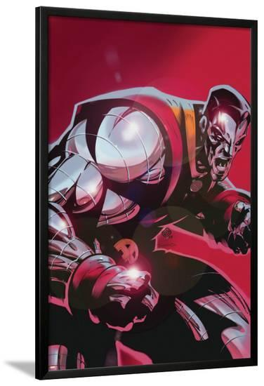 X-Men: Colossus Bloodline No.1 Cover: Colossus-Chris Bachalo-Lamina Framed Poster