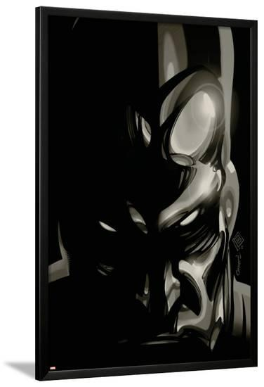 X-Men: Colossus Bloodline No.2 Cover: Colossus-Jorge Lucas-Lamina Framed Poster