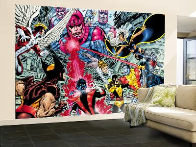 X-Men : Days Of Future Past Wrap Cover Cover: Wolverine-John Byrne-Wall Mural – Large