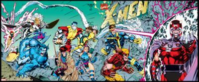 X-Men Forever Alpha No. 1: X-Men No. 1: Beast, Storm, Gambit, Psylocke, Colossus, Rogue, Wolverine