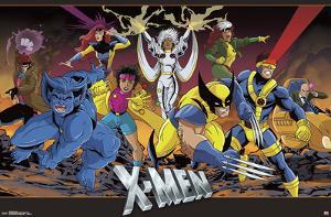 X-Men - Group