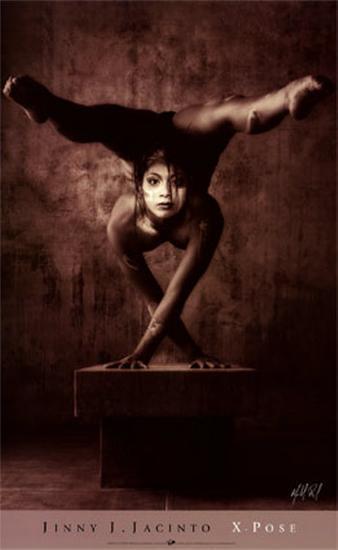X-Pose-Michel Pilon-Art Print
