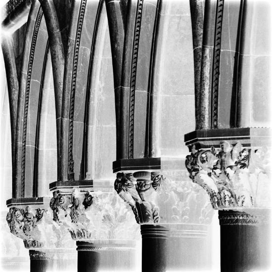 X-ray - Architectural I-Tony Koukos-Giclee Print