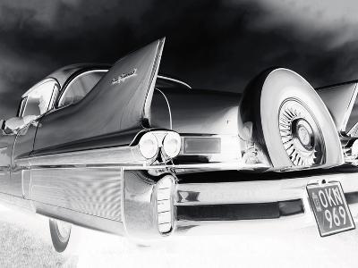 X-ray - Cadillac Fleetwood Sixty, 1958-Hakan Strand-Art Print