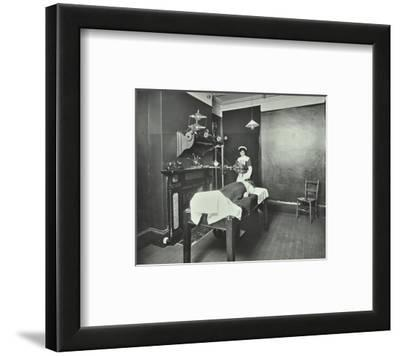 X-Ray Room, Fulham School Treatment Centre, London, 1914