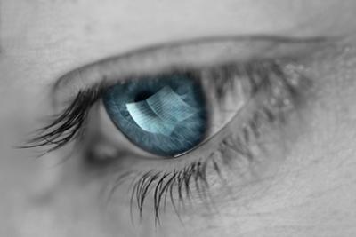 Music in Her Eyes by Xavier Garci