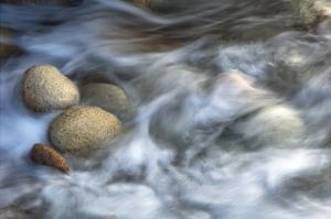 Stones and Waves by Xavier Ortega
