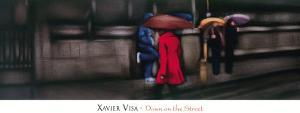 Down On The Street by Xavier Visa