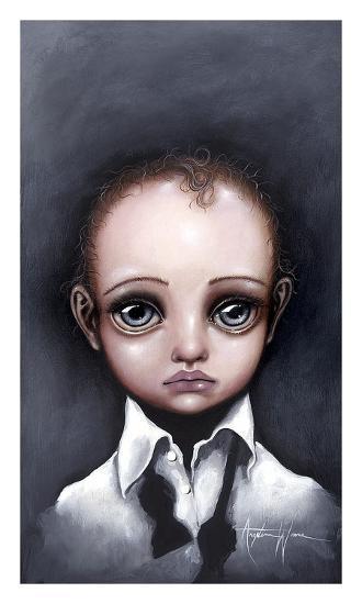 Xavier-Angelina Wrona-Art Print