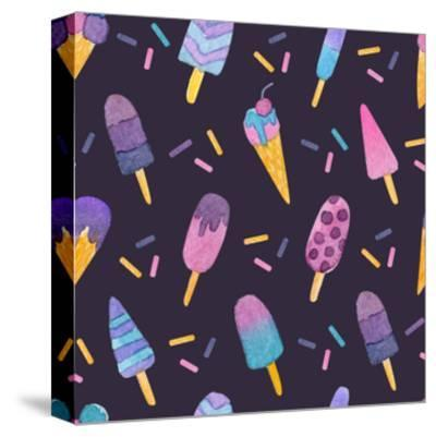 Pattern with Ice Cream by xenia800
