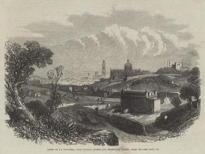 Xeres De La Frontera, Near Seville, Wines and Fermented Drinks--Giclee Print