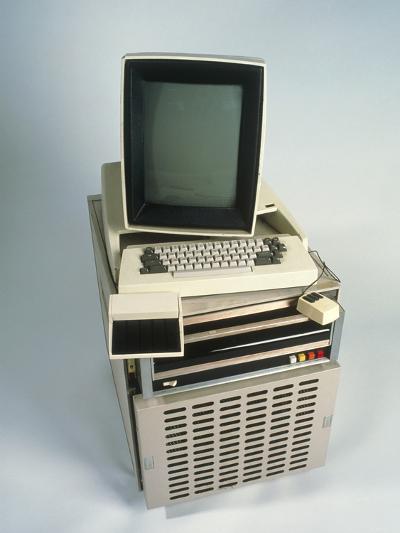 Xerox Alto Computer-Volker Steger-Photographic Print