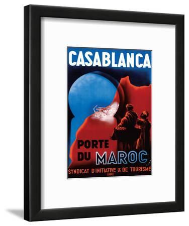 Casablanca, Morocco - Port of Morocco - Syndicate of Tourism Initiative