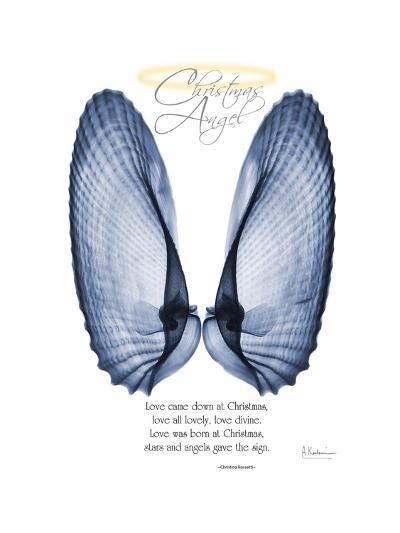 Xmas Angel Wings-Albert Koetsier-Premium Giclee Print